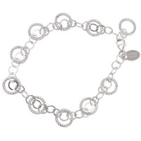 Sterling Silver Frederic Duclos Galore Bracelet